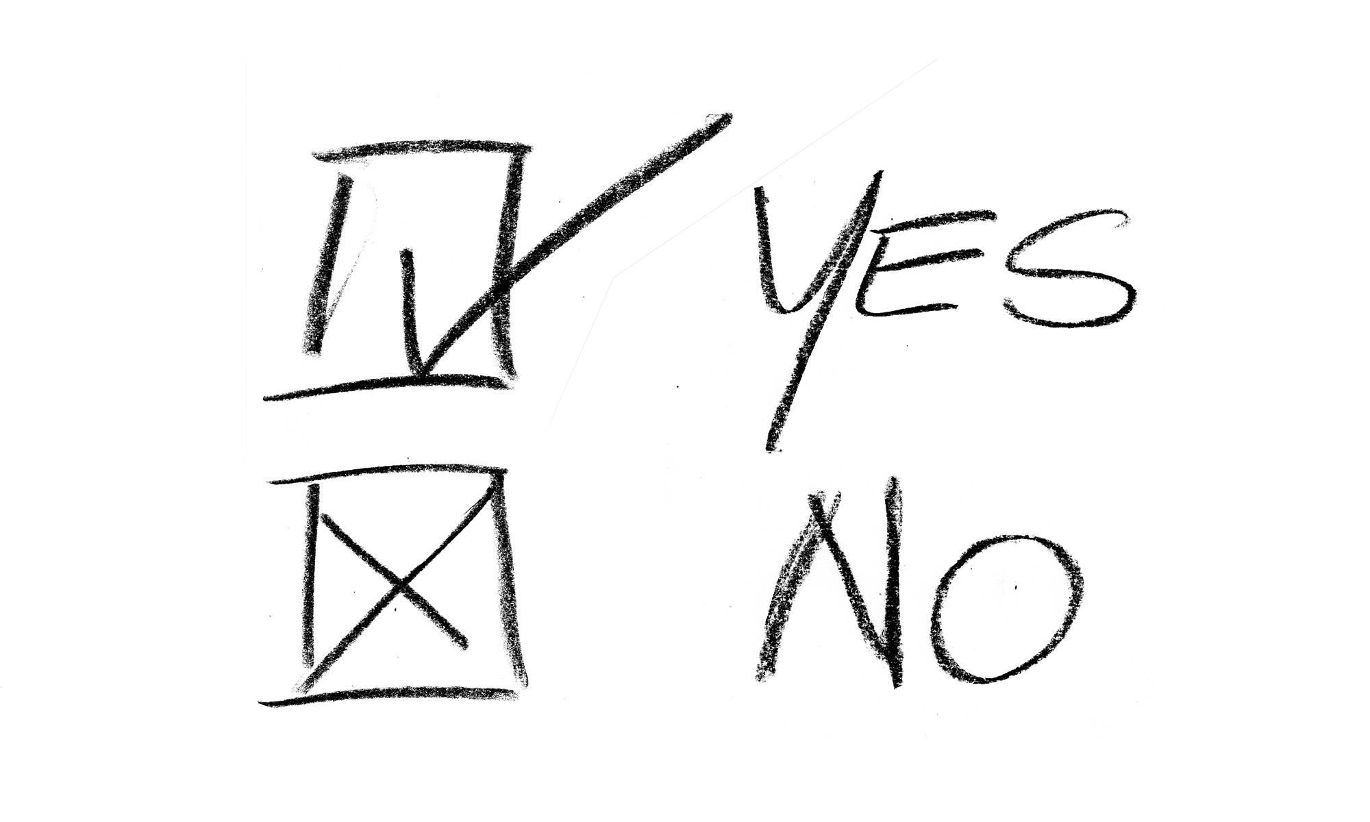 SCHREIBEN IN BERLIN | Sag einfach: Ja, ich will!